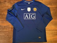 Classic Football Shirts | 2008 Manchester United Vintage Old Soccer Jerseys